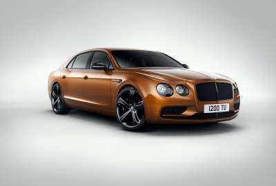Bentley Flying Spur W S 4K wallpaper