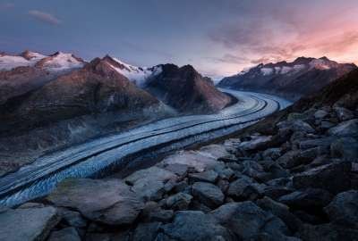 Bettmerhorn Bettmeralp Switzerland wallpaper