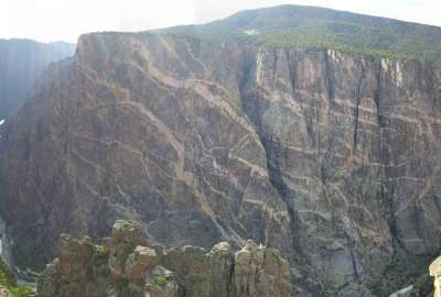 Black Canyon of the Gunnison National Park wallpaper