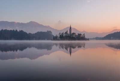 Bled Slovenia wallpaper