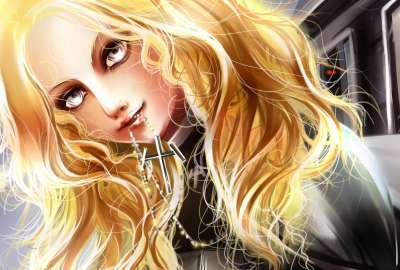 Blonde Anime 2892 wallpaper