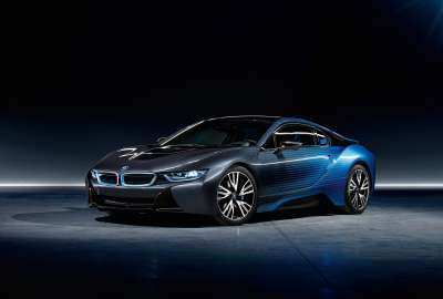 BMW Garage Italia Customs I CrossFade Paint 4K wallpaper