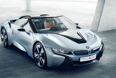 BMW I Spyder Concept Car wallpaper