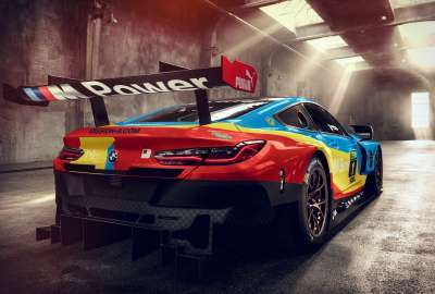 BMW M GTE wallpaper