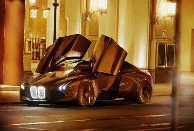 BMW Vision Next 2016 wallpaper