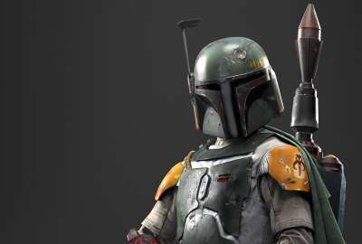 Boba Fett. Managed to Pull This One From the BF Beta wallpaper