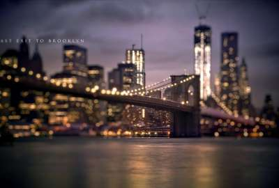 Brooklyn Bridge  1712 wallpaper