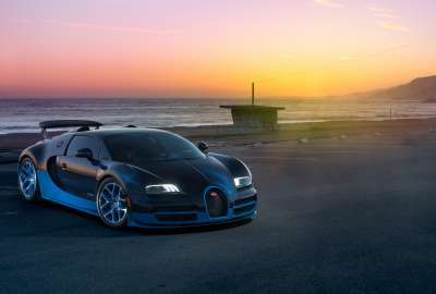 Bugatti Veyron Grand Sport Vitesse 5K wallpaper