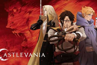 Castlevania Netflix Series wallpaper