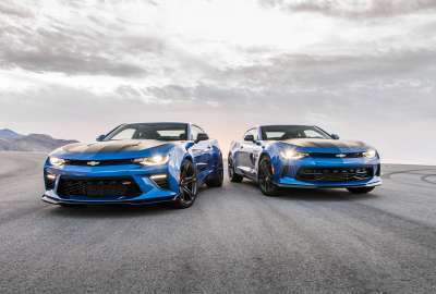 Chevrolet Camaro SS 2016 wallpaper