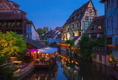 Colmar in France wallpaper