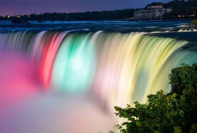 Colorful Falls Made wallpaper