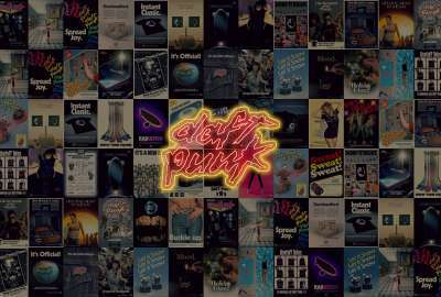 Daft Punk Pop-Up Shop Inspired wallpaper