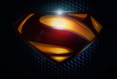 superman logo fire hd - photo #20