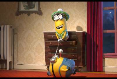 Despicable Me 2 Funny 3720 wallpaper