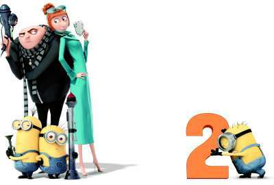 Despicable Me 2 Lucy wallpaper