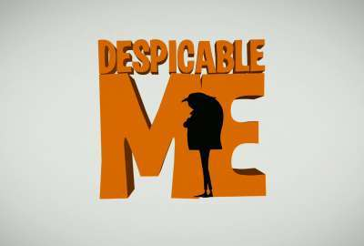Despicable Me Logo wallpaper