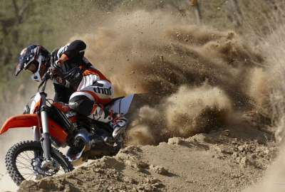 Dirt Bikes Racing wallpaper