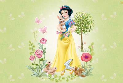 Disney Princess Snow White wallpaper