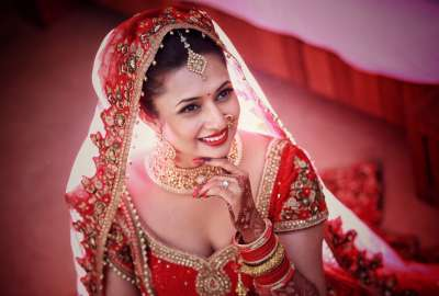 Divyanka Tripathi Wedding Bride wallpaper