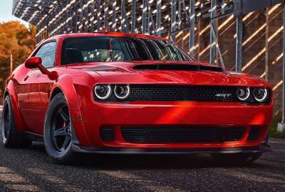 Dodge Challenger SRT Demon wallpaper