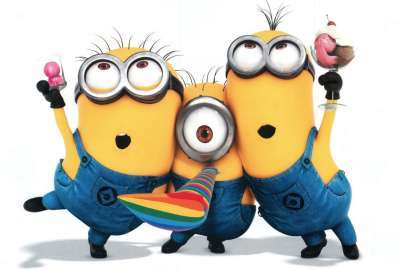 Download Minions wallpaper