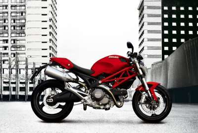 Ducati Monster wallpaper