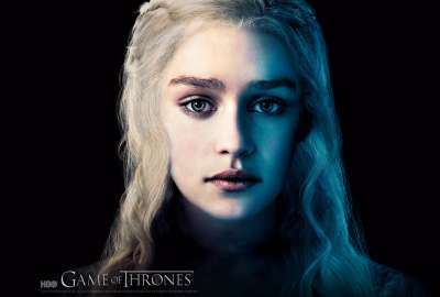Emilia Clarke Game of Thrones Season 3 wallpaper