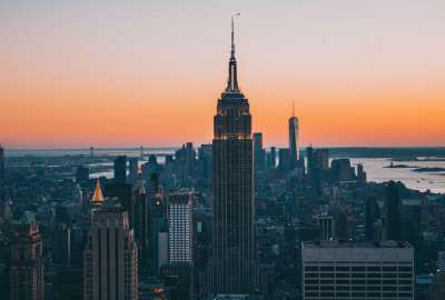 Empire State Building New York City wallpaper