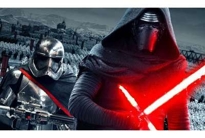 Epic Star Wars The Force Awakens wallpaper