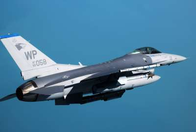 Belgium Air Fo Rce FA General Dynamics F 16AM Fighting ...