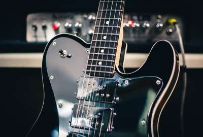 Fender Telecaster wallpaper
