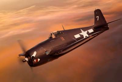 Fighter Plane World War II wallpaper