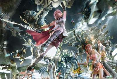 Final Fantasy XIII 2 Game 3 wallpaper
