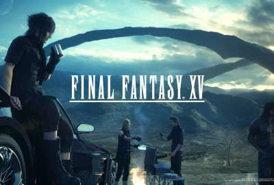 Final Fantasy XV Game wallpaper