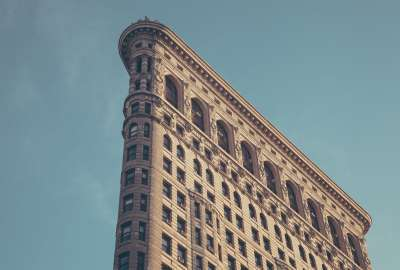 Flat Iron Building wallpaper