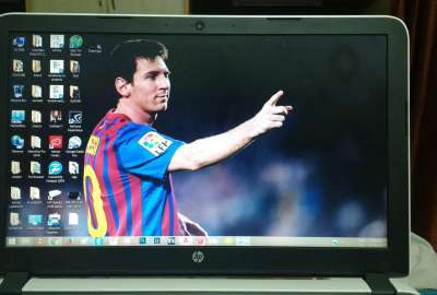 For Messi Fans wallpaper