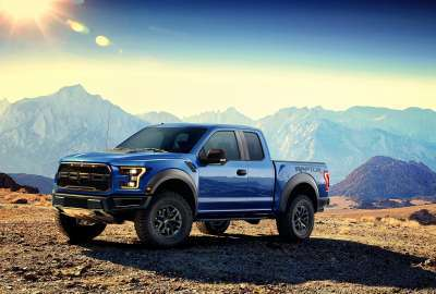 Ford F Raptor 2017 wallpaper