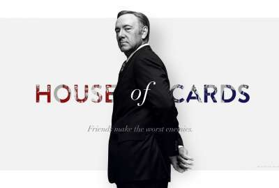 Frank Underwood - House of Cards wallpaper