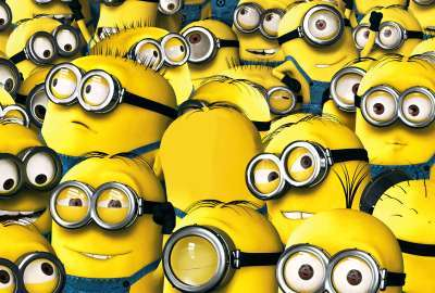 Funniest Minions wallpaper