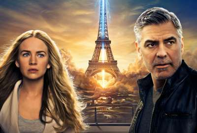 George Clooney Tomorrowland Movie wallpaper