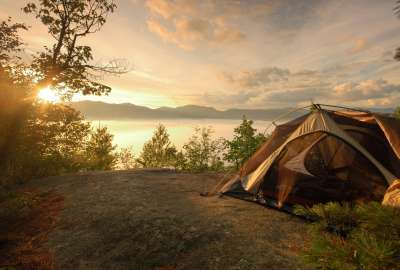 Great Outdoors Camping wallpaper