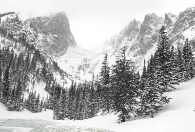Hallets Peak Colorado wallpaper