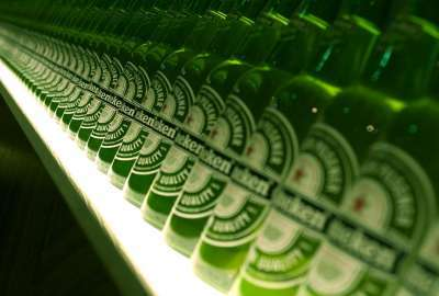 Heineken Bottles wallpaper