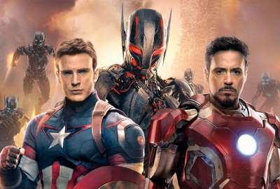Heroes Avengers Age of Ultron wallpaper