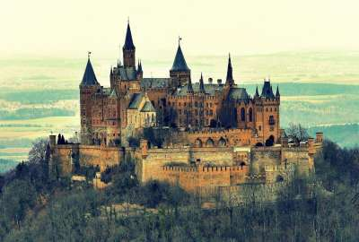 Hohenzollern Castle 2478 wallpaper