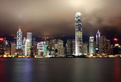 Hong Kong City wallpaper