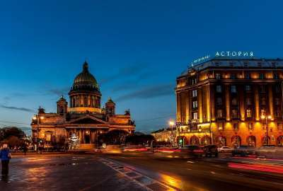 Hotel Astoria Russia wallpaper