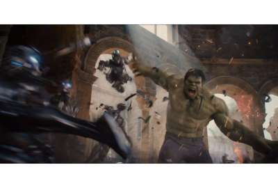Incredible Hulk Avengers Age of Ultron S wallpaper