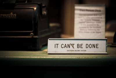 It Can Be Done wallpaper
